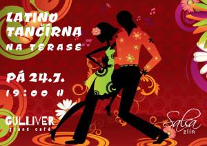 Latino na terase_bile